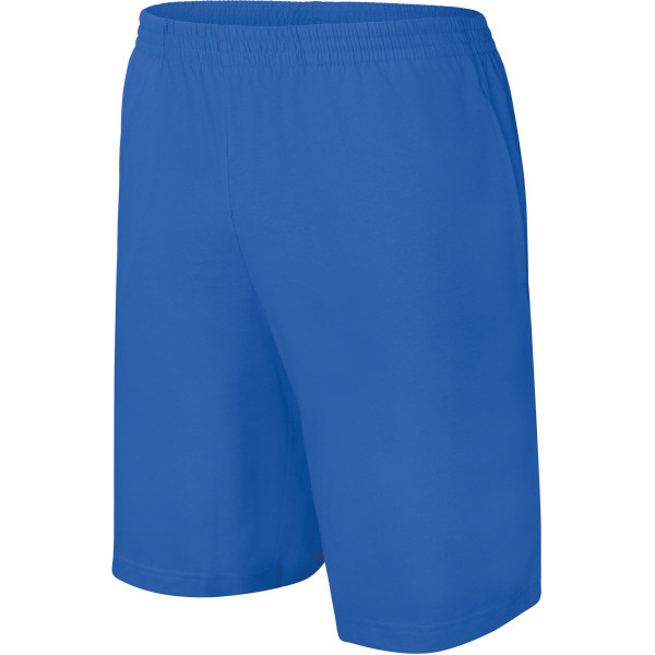 Men's jersey sports shorts