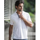 Men's HD Raglan Polo