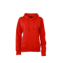 Ladies' Hooded Sweat tomaat