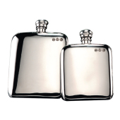Golf Trophie Campbell Classic Flask Small
