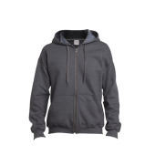 Gildan Sweater Hood Vintage Full Zip for him