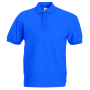65/35 Pique Polo Royal Blue M