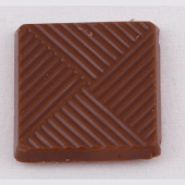 Chocolade 5 gr.  Barry Callebaut, offset full colour op wikkel