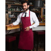 Bib Apron Basic with Pocket
