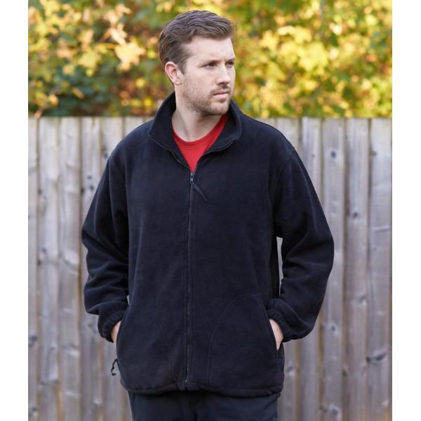 Argyll Heavy Fleece Jacket