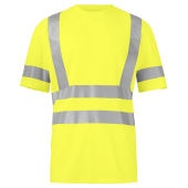PROJOB 6030 T-SHIRT CL.2/3 YELLOW XL