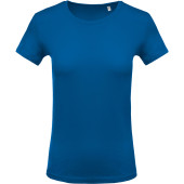 Ladies' crew neck short sleeve t-shirt