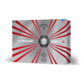 Callaway Chrome SoftX Witte  Golfbal