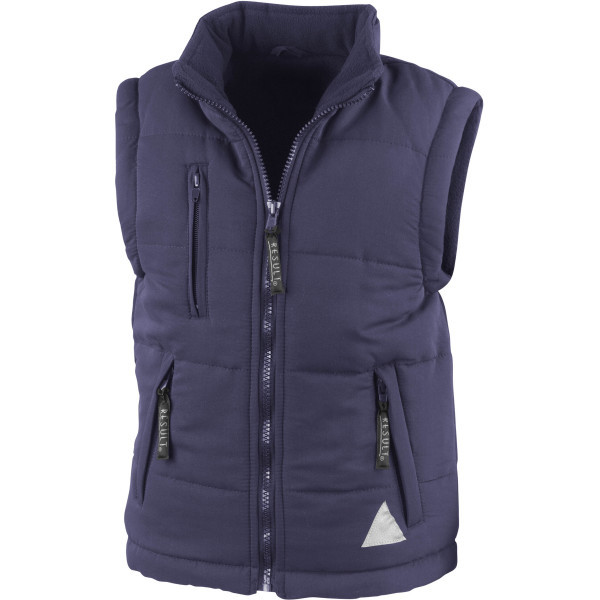 BODYWARMER ENFANT DOUBLÉ POLARTHERM™
