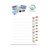 BIC® 101mm x 152 mm 100 Sheet Adhesive Notepads