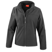 Ladies' classic softshell jacket
