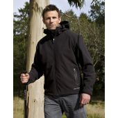 Zorax Z-Tech Hooded Softshell