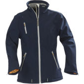 Harvest Savannah Ladies Softshell White XS