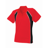 Dames Jersey Team Polo