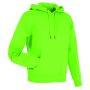 Stedman Sweater Hood Active for him kiwi green S