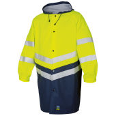 6403 RAINJACKET HV ORANGE CL.3  XXXL