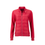 Ladies' Hybrid Sweat Jacket
