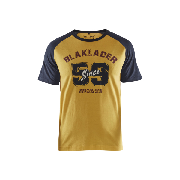 T-shirt Limited Retro Blaklader since 1959