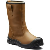 Super safety rigger lined boots s3