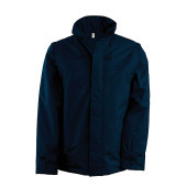 Factory - detachable sleeve blouson jacket
