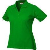 Alba polo pique ds 190 g/m² bright green xl