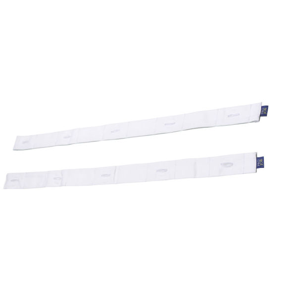 7908 BUTTON HOLDER 2-PACK WOMAN WHITE XXL