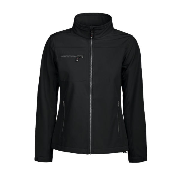 Bayswater Lady softshell Black L