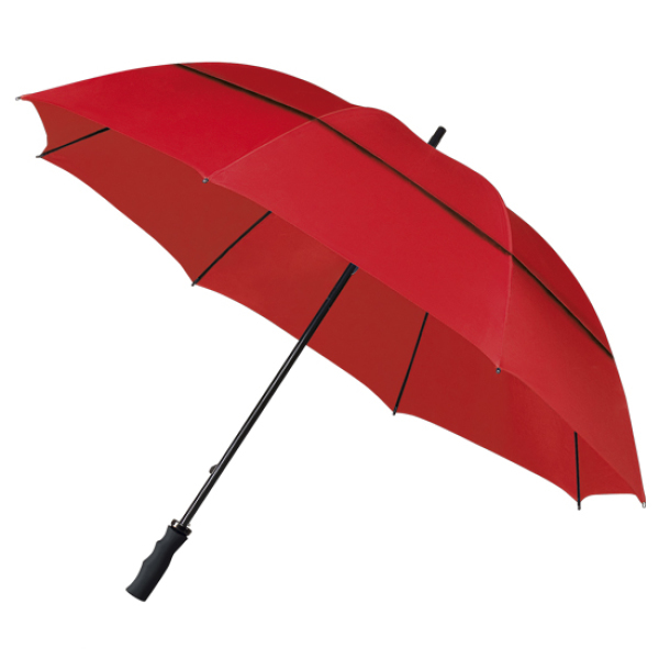 ECO by IMPLIVA , ECO, windproof, Ø120 cm, rood