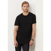 Men's long body t-shirt