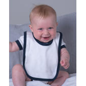 Baby Bib with Ties