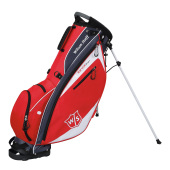 Wilson Ionix Light Carry Bag Black Red