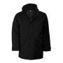 Kinderparka black 10/12