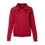 Cardigan sweatshirt Red, 2XL