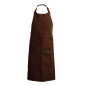 Apron - halterschort chocolate one size