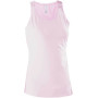 Dames top pale pink m