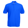 65/35 Pocket Polo Royal Blue S