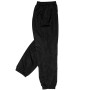 Kindertrainingsbroek black 10/12