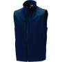 Men's softshell gilet french navy xl