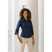 Ladies Tencel Fitted 3/4 sleeve