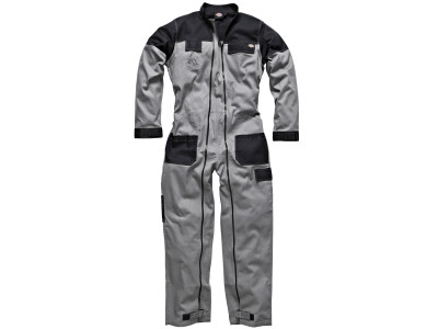 Grafter duo tone two zip coverall
