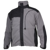 4302 FLEECE JACKET ADVANCED STONE XXL