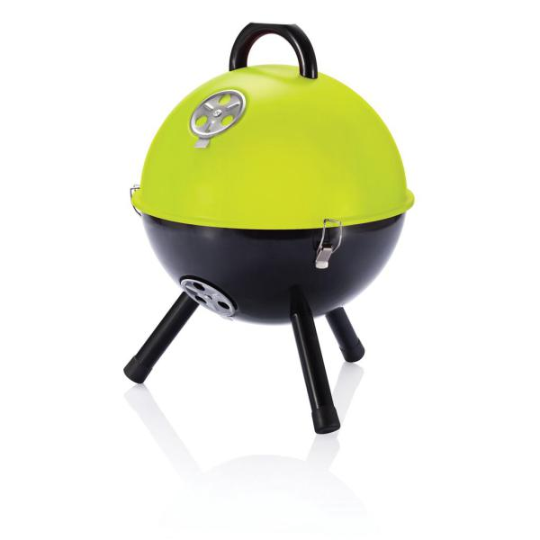 "12"" barbecue, zilver"