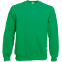 Classic raglan sweat (62-216-0) kelly green m
