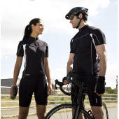 Ladies' Bike Full Zip Top