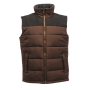 Altoona Bodywarmer 3XL Otter/Black