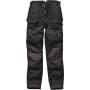Eisenhower multi-pocket trousers black 60 nl (44 uk)