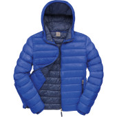 Men's snow bird padded jacket