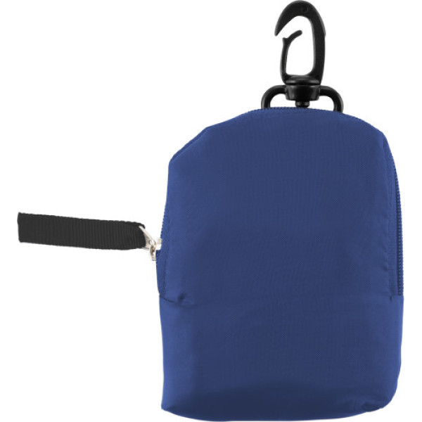 Foldable polyester (190T) carrying/shopping bag