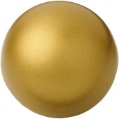 Cool anti-stress bal - Goud