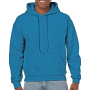 Gildan Sweater Hooded HeavyBlend antique sapphire L